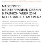 switch magazine - taormina