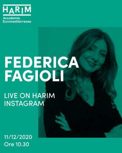 talk federica fagioli