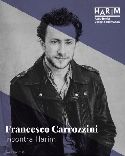 talk francesco carrozzini