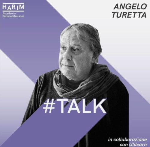 talk angelo turetta